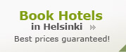 Book Hotels in Helsinki